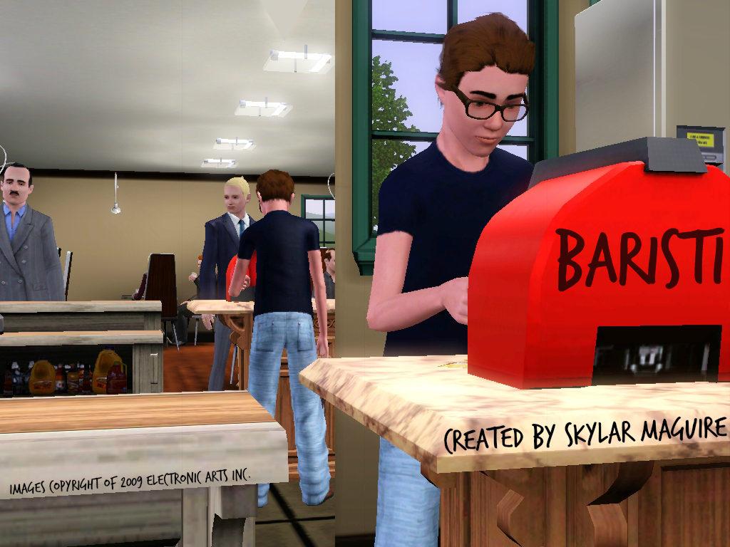 BARISTI GAME PHOTO